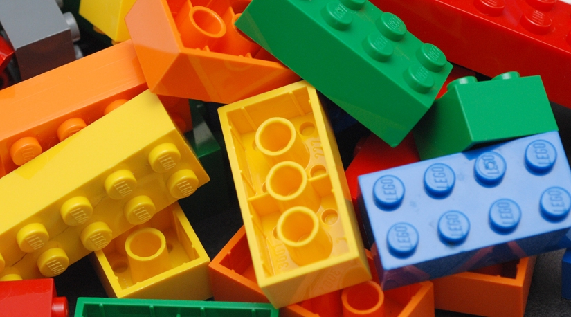 What I learned from some plastic bricks